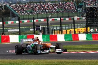 © Sutton - Hulkenberg prend six points pour Force India