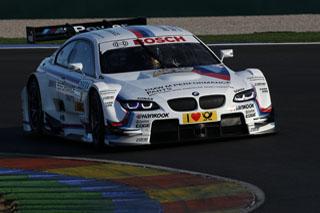© BMW AG - Davatange de dépassements en DTM en 2015