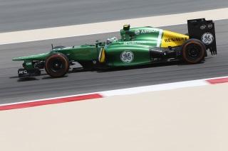 © Caterham - Heikki a fait son retour à Bahreïn
