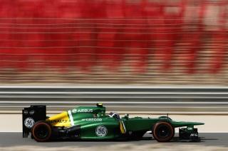 © Caterham - Même sans les nouveautés, Van der Garde est optimiste pour la course