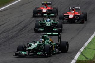 © Caterham - Quels pilotes rouleront chez Caterham et Marussia en 2014 ?