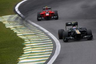 © Caterham - Marussia et Caterham auraient pu ne faire qu'un en 2013