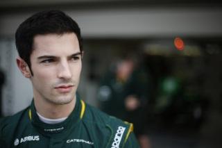 © Caterham - Alexander Rossi repasse par la case GP2 pour arriver en F1