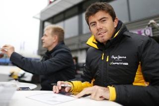 © DPPI / Renault Sport - Norman Nato lors du Pit Walk à Spa-Francorchamps