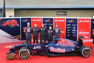 © Fan-F1 - Quelle allure pour la nouvelle Toro Rosso ?