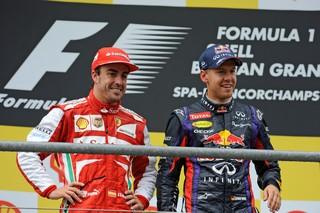 © Ferrari - Alonso et Vettel peuvent avoir le sourire