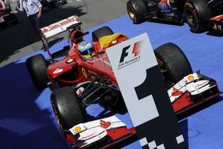 © Ferrari - L'Espagnol de nouveau prophète en son pays