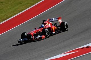 © Ferrari - Le titre de vice-champion est une maigre consolation pour Alonso à Austin