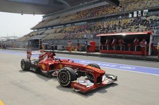 © Ferrari - Alonso est satisfait du comportement de la F138