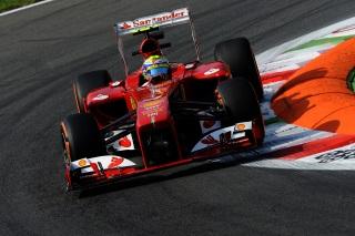 © Ferrari - Il va falloir attaquer en Inde
