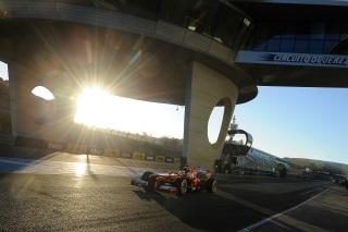 © Ferrari - La pause est finie ! Place aux choses sérieuses