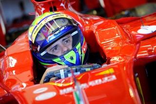 © Ferrari - Massa le plus rapide du jour