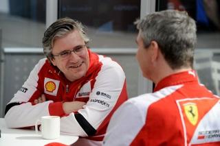 © Ferrari - Pat Fry a quitté la Scuderia