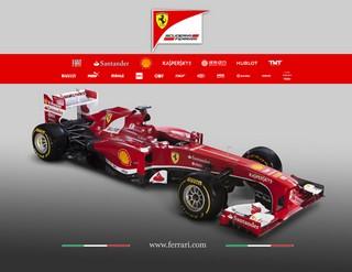 © Ferrari - La F138, le changement dans la continuité