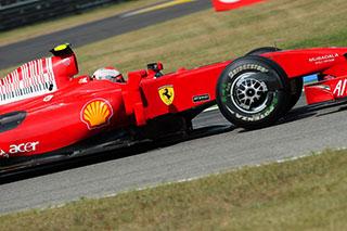 © Ferrari - Retour en rouge pour Iceman ?