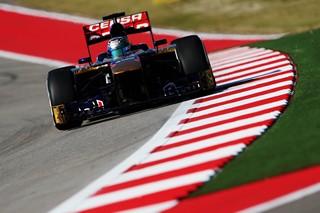 © GEPA - Le vent d'Austin a perturbé les pilotes Toro Rosso