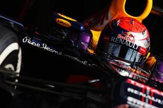 © GEPA - Vettel reprend ses (bonnes) vieilles habitudes
