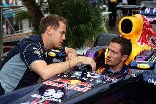 © GEPA - Vers un échange de montures entre Vettel et Ogier ?