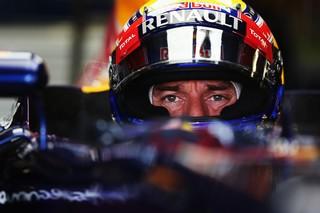 © Gepa - Webber ne lâche rien et signe la pole !