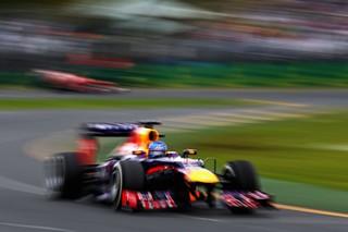 © Getty - Red Bull n'est pas à son meilleur niveau en Chine...
