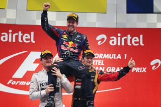 © Vettel, simply the best !