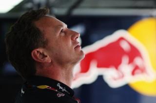 © Getty - Christian Horner savoure un nouveau doublé de son équipe en qualifications