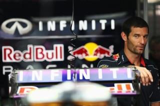 Mark Webber, seul contre Sebastian Vettel