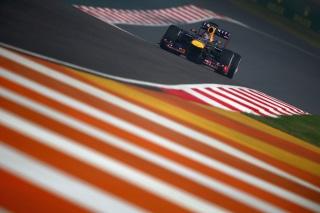 © Getty - Vettel a mis tout le monde d'accord