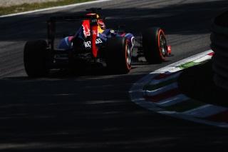 © Getty - Les pilotes ne verront que le diffuseur de la RB9 de Vettel demain après le départ à Monza !