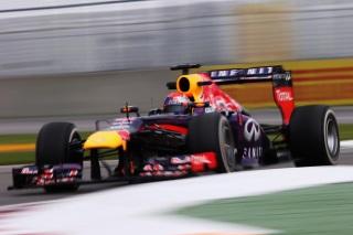 © Getty - Comme au Canada, Vettel a fait cavalier seul à Spa