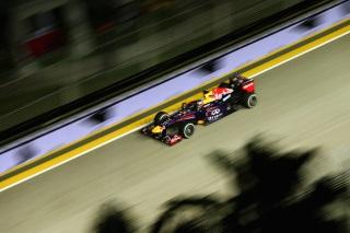 © Getty - Vettel a décroché sa 41ème pole position à Singapour
