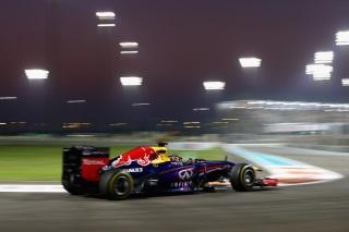 © Getty : Vettel, insassiable, enchaîne les meilleurs chronos.