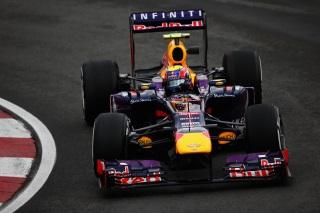 © Getty - Mark Webber aurait pu monter sur le podium de Montreal