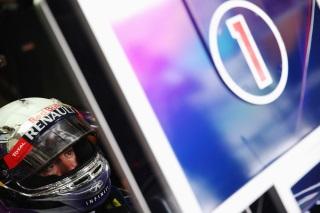 © Getty - Sebastian Vettel a trusté la tête de la seconde séance d'essais à Monza