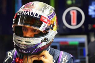 © Getty - Vettel et son numéro 1 en pole, une fois de plus, en Inde