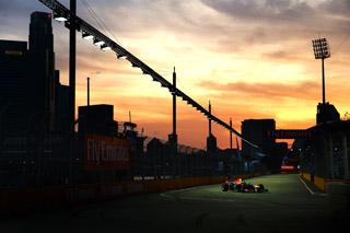 © Red Bull - Plus de course en ville et de nuit à l'avenir en F1 ?