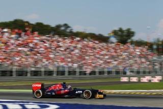 © Getty - Les pilotes Toro Rosso visent les points à domicile