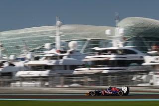 © Getty - Ricciardo s'est raté au départ ce qui lui coûte cher.