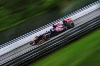 © Getty - Vergne place sa Toro Rosso en Q3