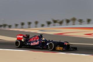 © Getty - Vergne une nouvelle fois devancé par Ricciardo en qualifications