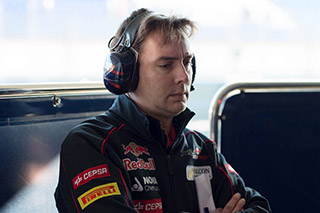 © Toro Rosso- James Key vers le défi McLaren
