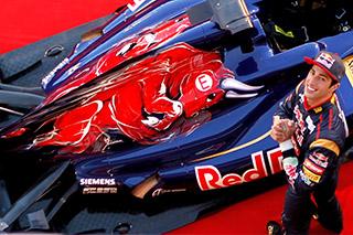 © Getty - Les deux pilotes Toro Rosso espèrent marquer des points lors de la course