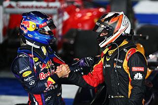 © Getty - Sebastian Vettel et Kimi Raikkonen seront-ils coéquipiers l'an prochain ?