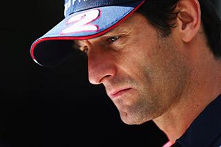 Webber aurait pu mal débuter son week-end australien