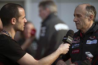 © Getty Images - Qu'a pensé Franz Tost de la performance de Ricciardo à Shanghai