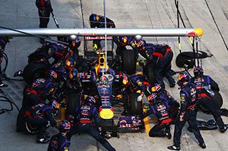 Quelle stratégie a-t-on adopté chez Red Bull ?