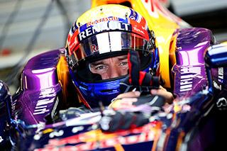 © Getty - Mark Webber va prendre son dernier départ de F1