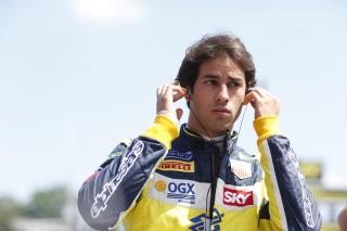 © GP2 Series - Felipe Nasr a les yeux fixés sur la conquête du titre de GP2