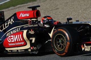 © L. Lefebvre / Fan-F1 - Raikkonen place la Lotus aux avant-postes à Jerez