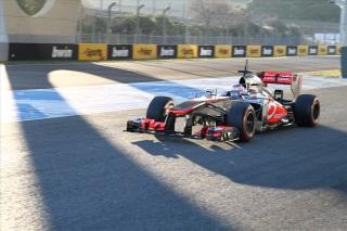 © L. Lefebvre / Fan-F1.com - Qui pour succéder à Button à Jerez aujourd'hui ?